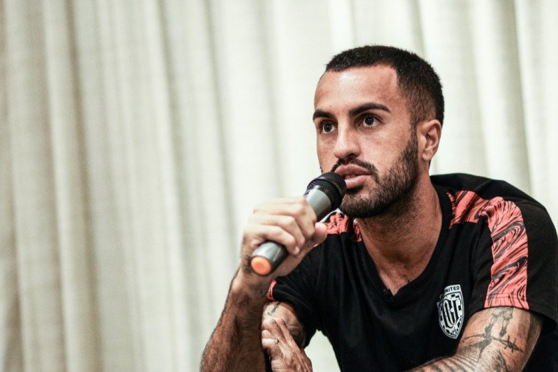 Bali United resmi pinjamkan Brwa Nouri ke klub asal Irak
