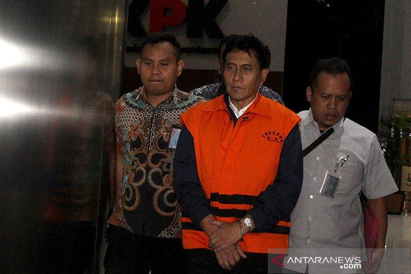 KPK tahan Dirut PT CMIT tersangka kasus proyek di Bakamla