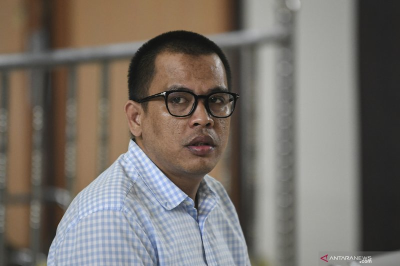 Penyuap Bupati Muara Enim dituntut  3 tahun penjara
