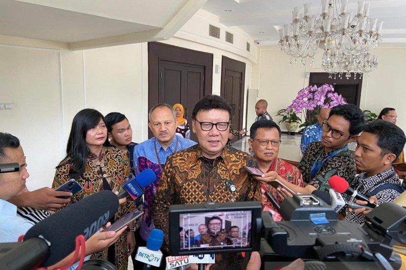 Menteri PANRB sudah panggil Gubernur Riau terkait pelantikan pejabat
