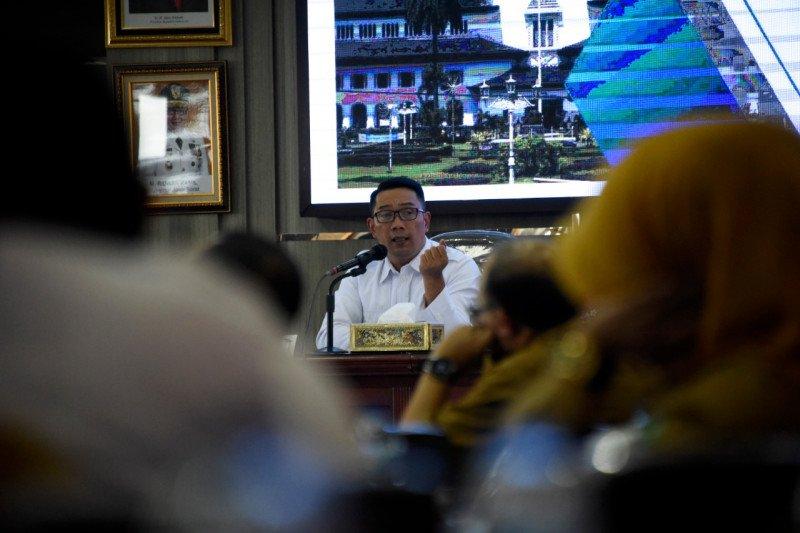 Ridwan Kamil minta semua OPD punya program unggulan pada 2020