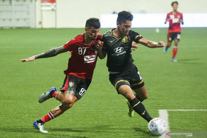 Teco berharap Stefano Lilipaly bertahan di Bali United
