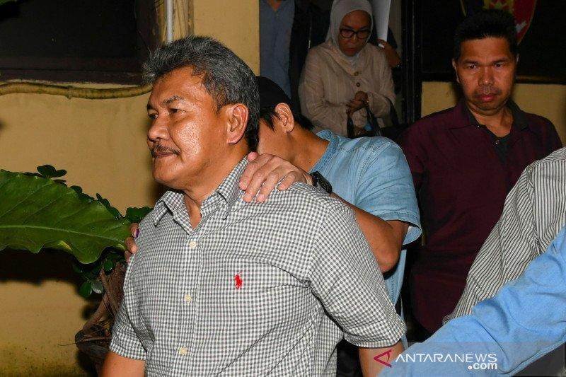 Wabup OKU ditahan Polda Sumsel karena kasus korupsi