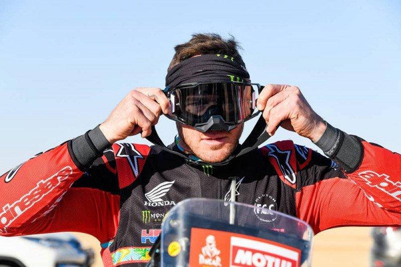 Ricky Brabec semakin dekati gelar pertamanya di Dakar