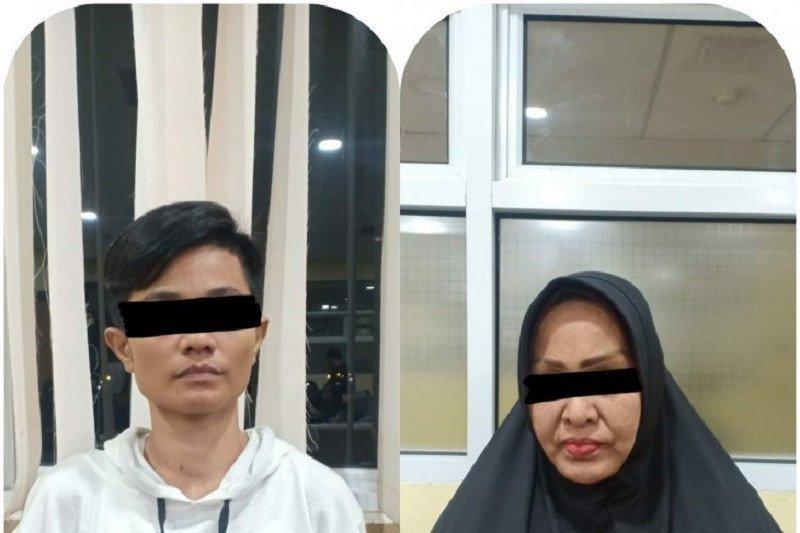 Polisi tangkap ibu dan anaknya terjerat kasus prostitusi berkedok kos-kosan