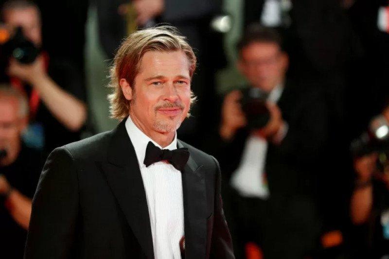 Brad Pitt kembali bersinar di Hollywood