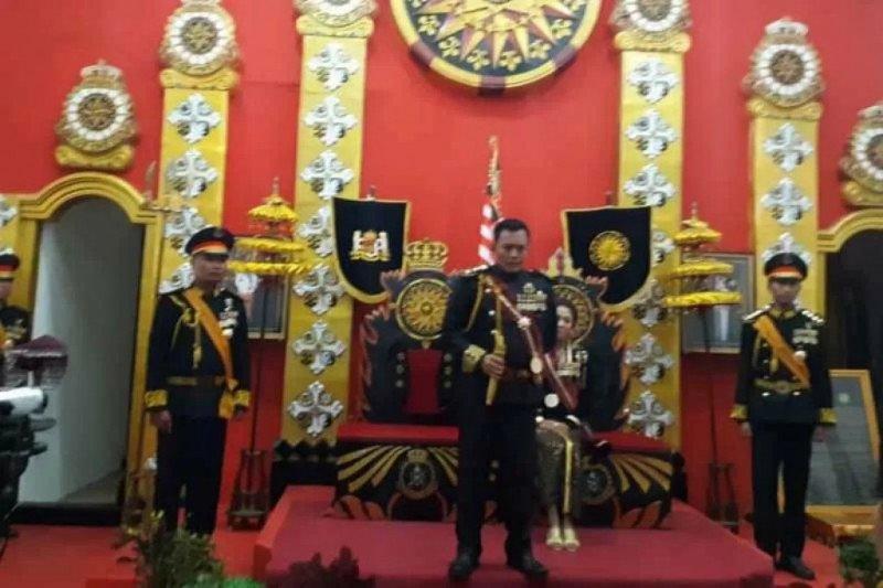 Raja Keraton Agung Sejagat ditangkap