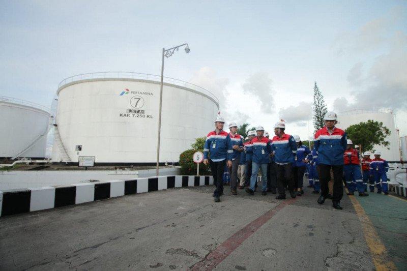 Empat terminal bahan bakar di Sultra antarkan Pertamina raih sertifikat ISO