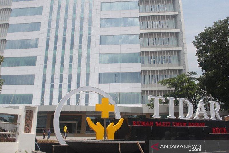 Gedung baru RSUD Tidar Kota Magelang diresmikan pada Maret 2020