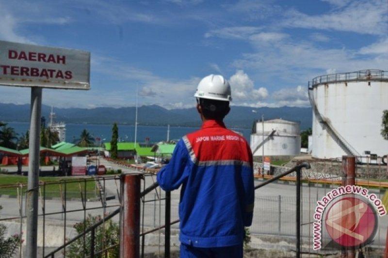 Lima terminal BBM Pertamina di Sulteng  raih sertifikat ISO