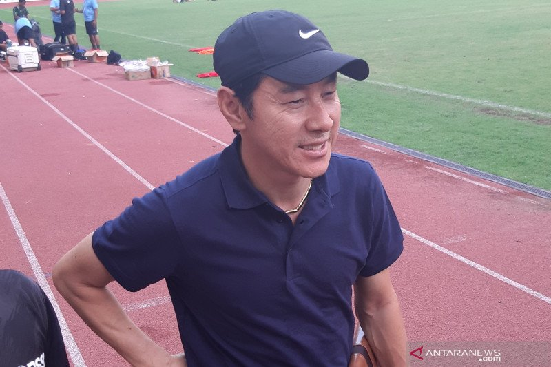Shin Tae-Yong butuh pemain timnas tak kenal lelah