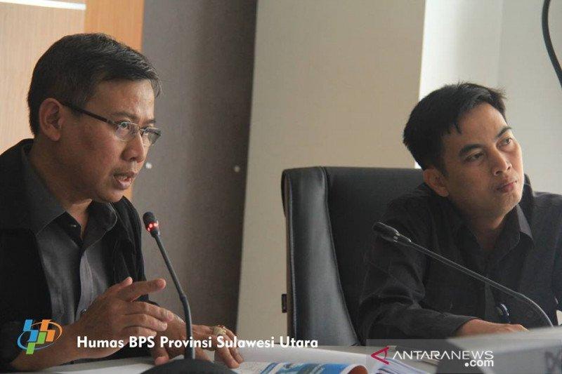 BPS: Neraca perdagangan Sulawesi Utara surplus 24,56 juta dolar