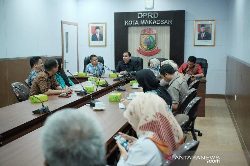 KPU bersama DPRD bahas Pilkada Kota Makassar