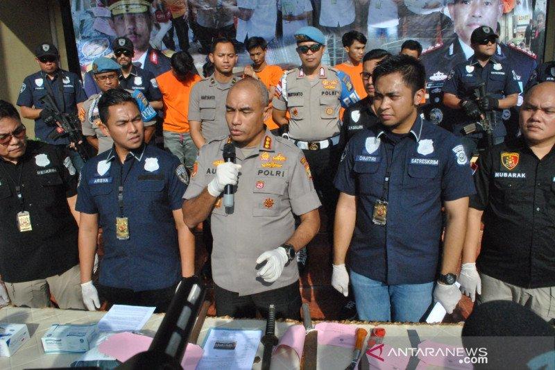 Polisi tetapkan 16  tersangka pengeroyokan dalam tawuran di  Semeru