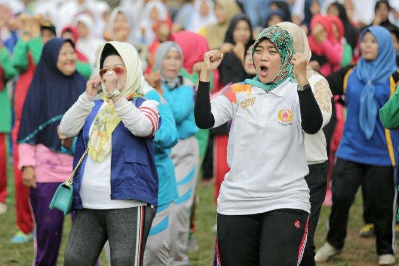 Wagub optimistis Lampung Utara jadi kabupaten layak anak
