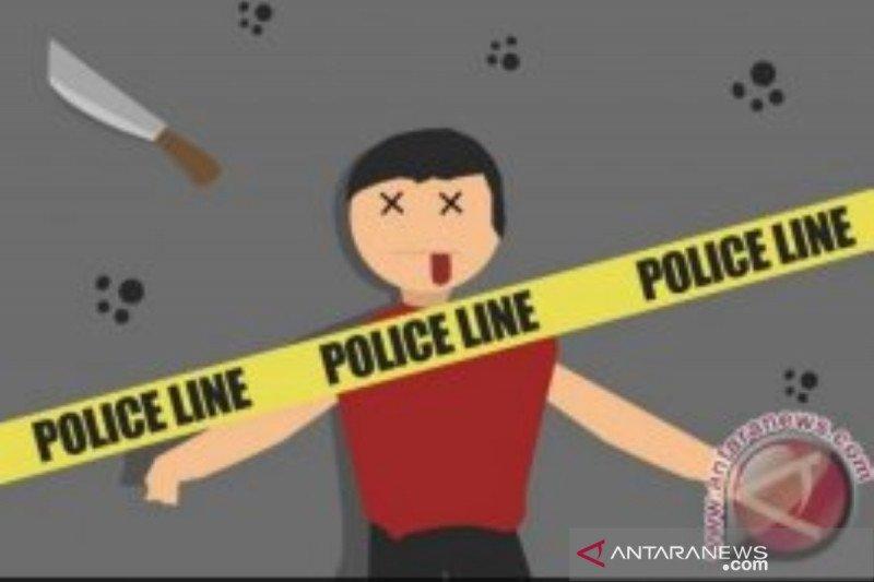 Pelaku mutilasi ayah kandung dibawa ke RS Jiwa HB Saanin