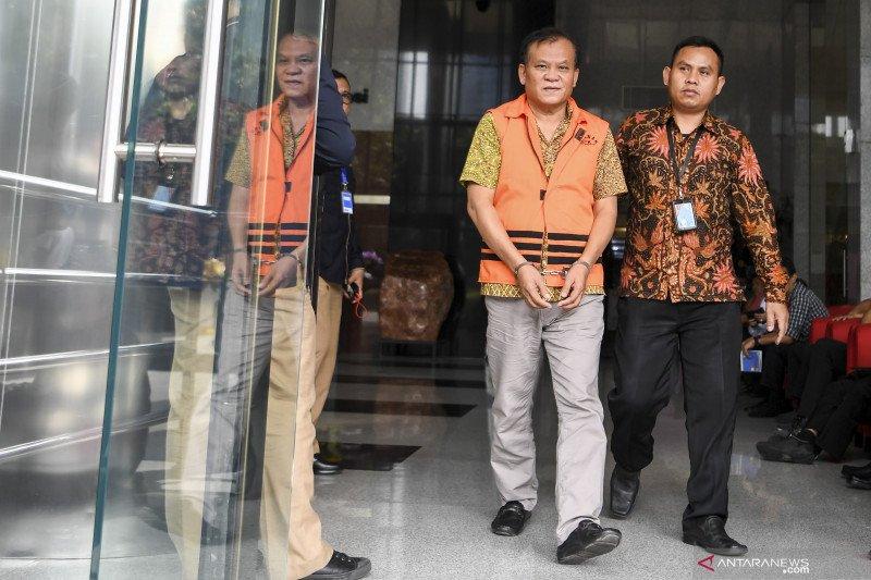 KPK: Tersangka korupsi proyek infrastruktur Sidoarjo bisa bertambah