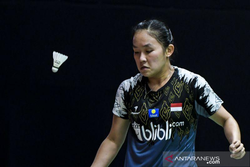 Ruselli tersingkir di babak pertama Swiss Open