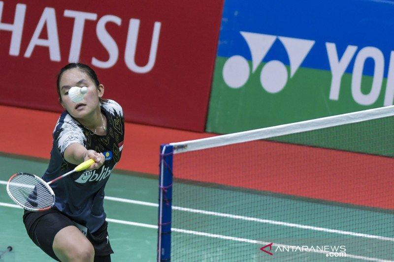 Tersingkir di Thailand Open, Ruselli bertekad perbaiki performa