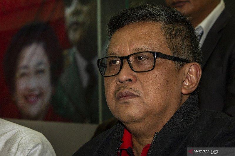 KPK periksa Sekjen PDI Perjuangan Hasto Kristiyanto