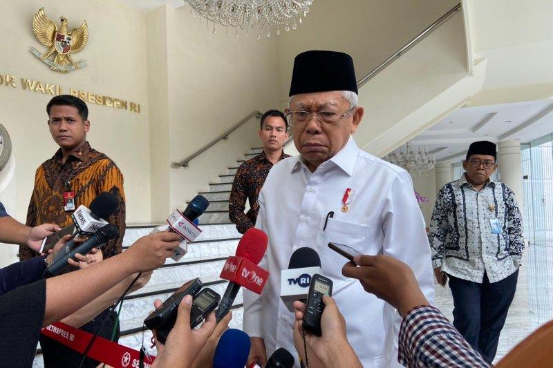 Wakil Presiden minta pengungsi bencana banjir bersabar