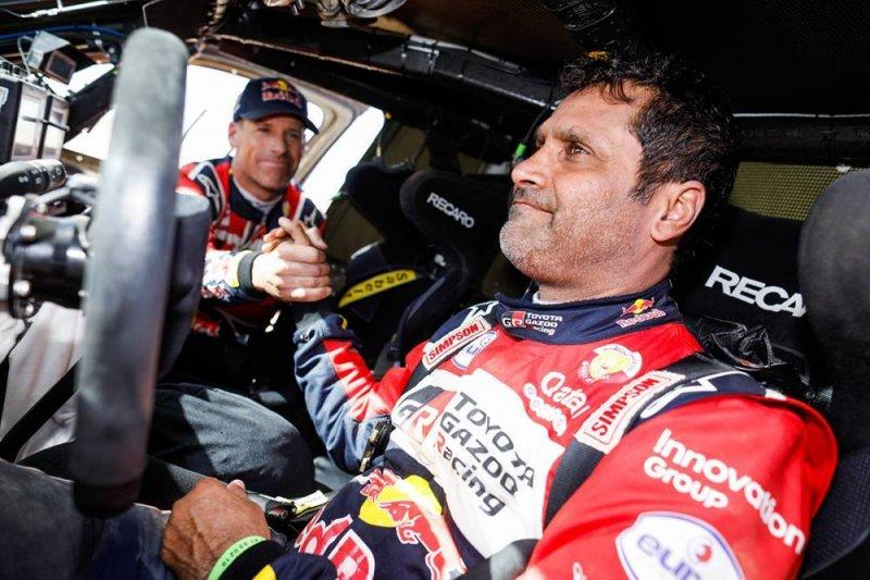 Al-Attiyah belum menyerah untuk gelar keempatnya di Dakar