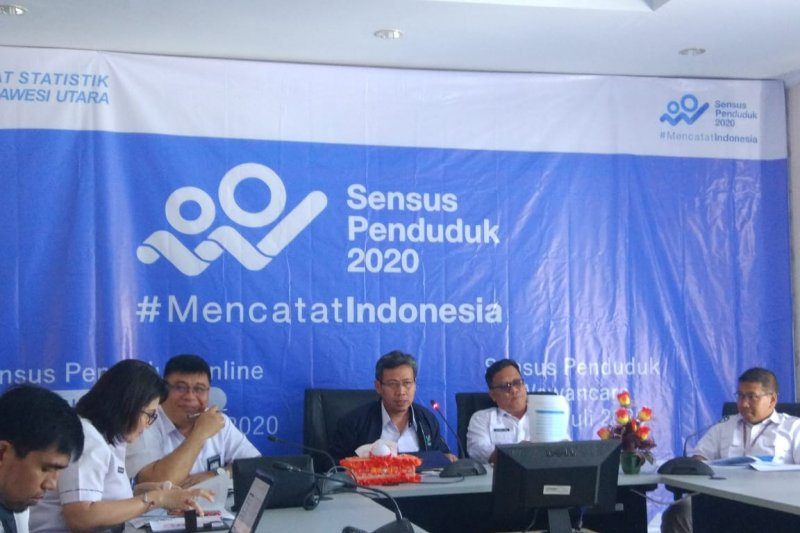 "Petugas siap ""jemput bola"" pada sensus penduduk online di Sulawesi utara"