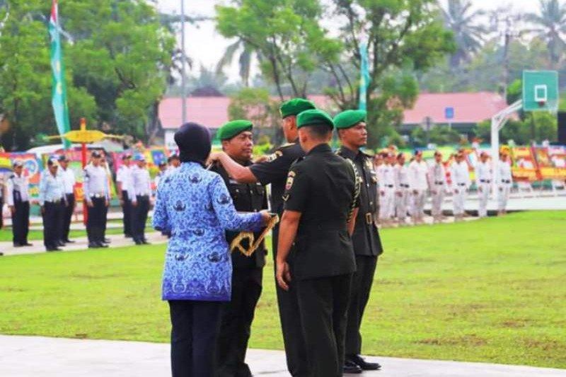 Letnan Kolonel ARM Reno Triambodo jadi Dandim 0309 Solok
