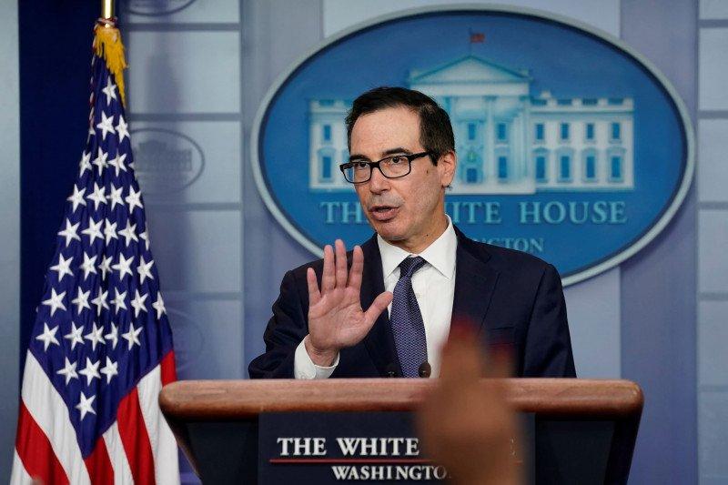 AS pertahankan tarif  barang China sampai kesepakatan fase dua