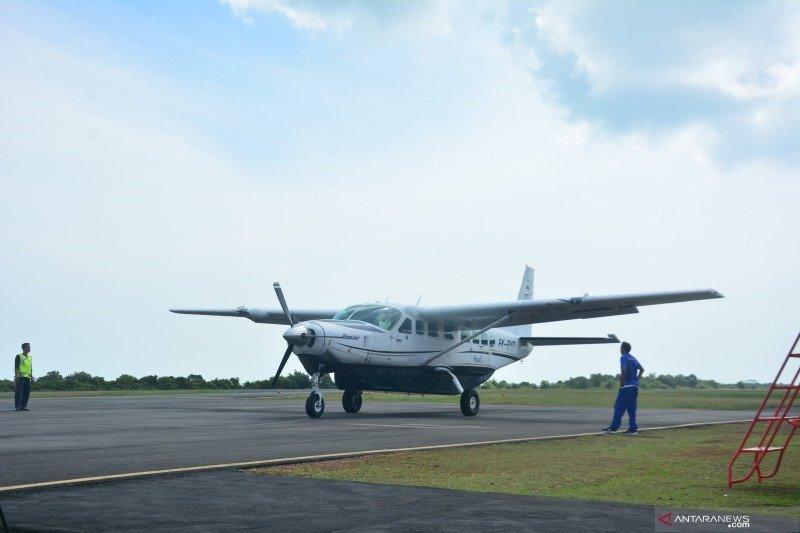 Pesawat perintis Susi Air kembali layani penerbangan Tanjung Pinang-Dabo Singkep
