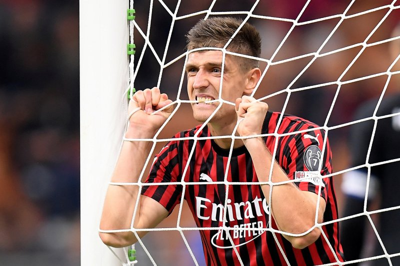 Tanpa Ibrahimovic, Milan hajar SPAL 3-0 pada Piala Italia