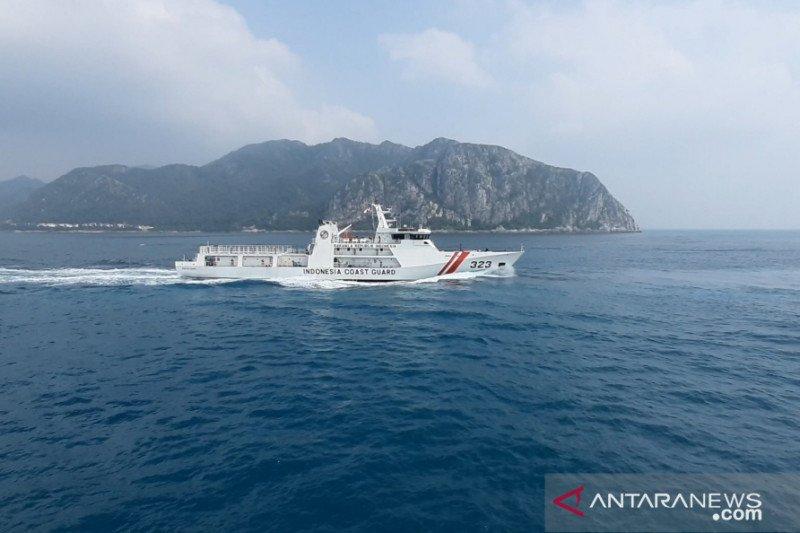Tiga kapal hibah Jepang untuk awasi laut Natuna