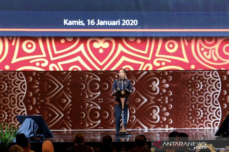 Presiden sebut Indonesia segera miliki aturan