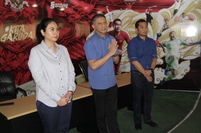 PSSI klaim kinerja ipar ketua umum sebagai wasekjen baik