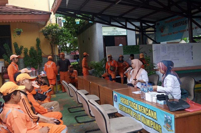 Sudinkes Jaksel masih buka layanan kesehatan untuk korban banjir