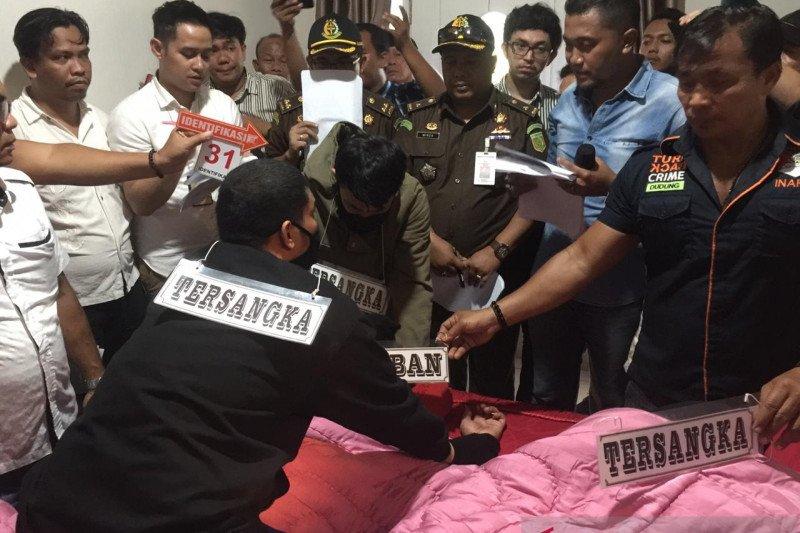 ZH sempat tidur 3 jam dengan jenazah hakim Jamaluddin sebelum membuangnya