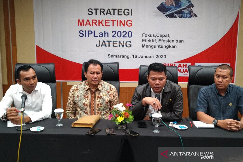 UMKM di Jateng dibekali pelatihan strategi pemasaran Siplah 2020