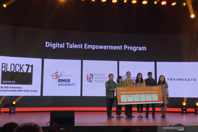Alibaba Cloud menggandeng Universitas kembangkan talenta digital