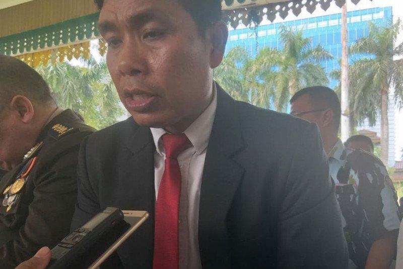 Polda Sumut tetapkan tiga tersangka korupsi DBH di Labuhanbatu Utara