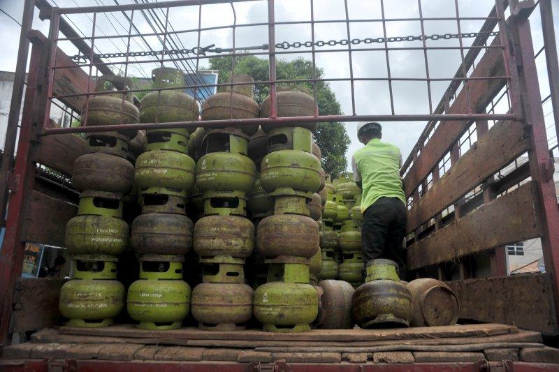 Rencana kenaikan LPG 3 Kg Juli mendatang