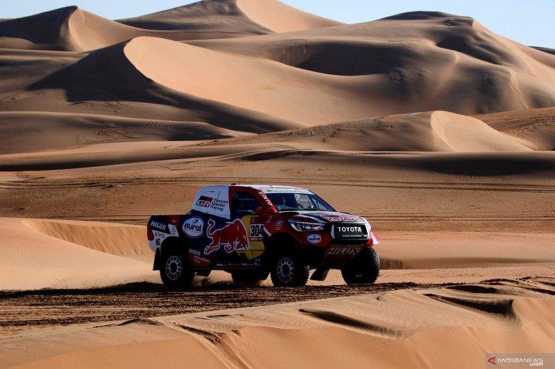 Dakar kembali jelajahi gurun Arab Saudi pada 2021 dengan rute baru