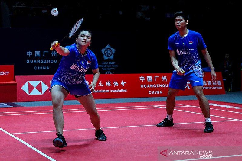 Praveen/Melati ke perempat final Indonesia Masters