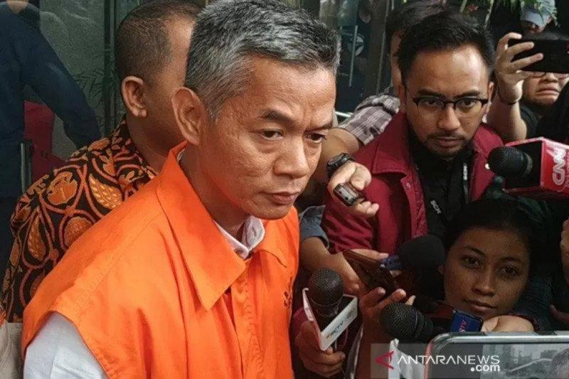 Wahyu Setiawan menunjuk enam kuasa hukum