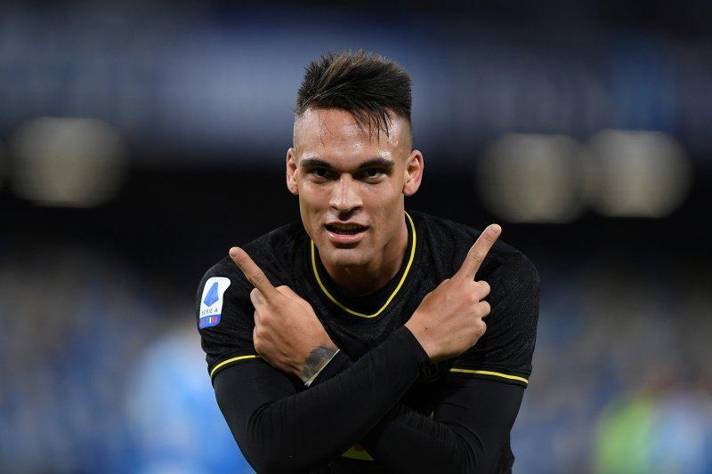 Lautaro Martinez masih betah bertahan di Inter Milan