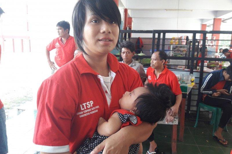 Lima bayi TKI lahir di tahanan Malaysia