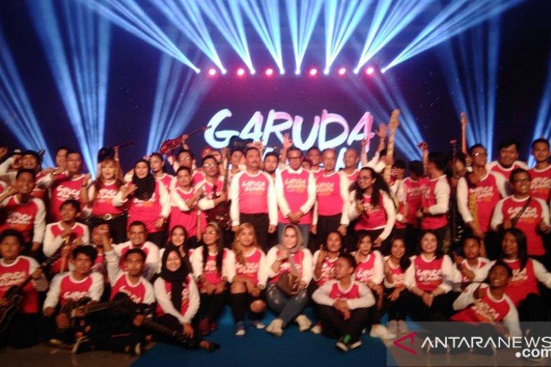 "2.000 lampion meriahkan Grand launching program ""Garuda di Lautku"""