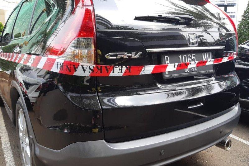 Kejagung sita dua kendaraan selesai geledah rumah tersangka Syahmirwan