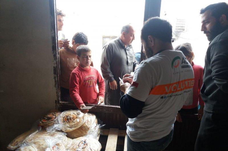 Kesaksian tim ACT saat serangan di Idlib Suriah menewaskan 18 orang
