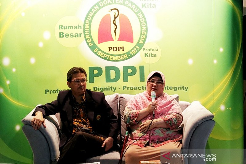 Jaga asupan nutrisi-kebersihan cegah pneumonia berat, sebut PDPI