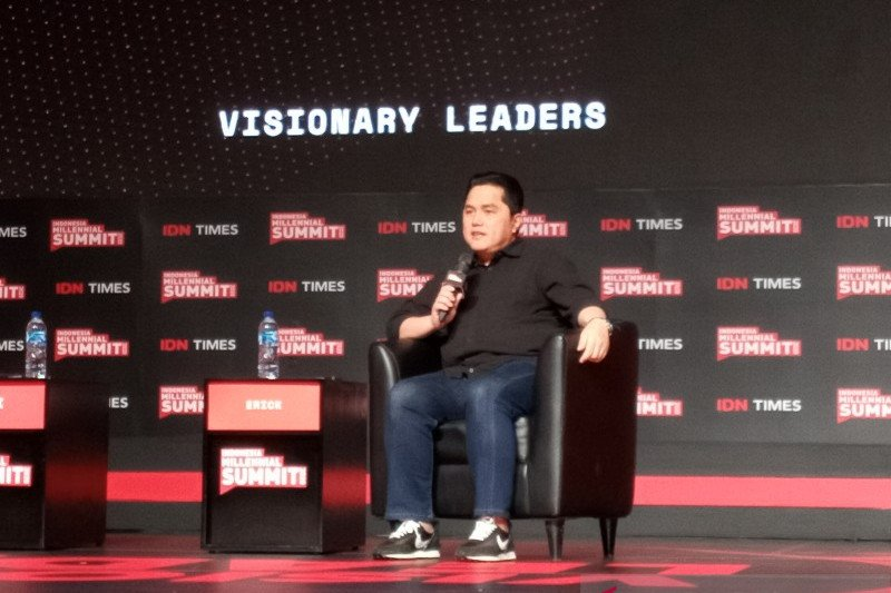 INCO Vale's divestment a tactical move for national electric cars: Thohir - ANTARA News